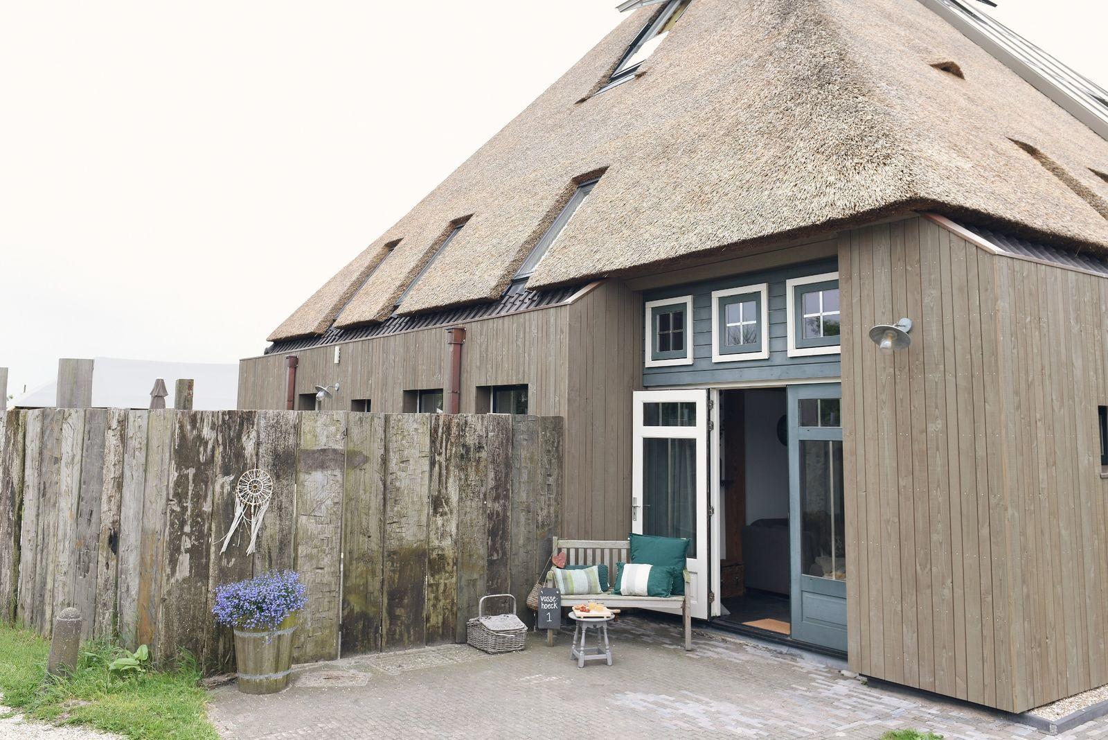 Groepsverblijf Duynvilla - 4 huizen in 1